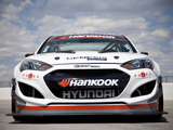 RMR Hyundai Genesis Coupe Pikes Peak 2012 wallpapers