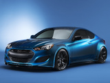 Hyundai Genesis Coupe JP Edition 2013 wallpapers