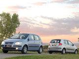 Hyundai Getz 5-door 2002–05 pictures