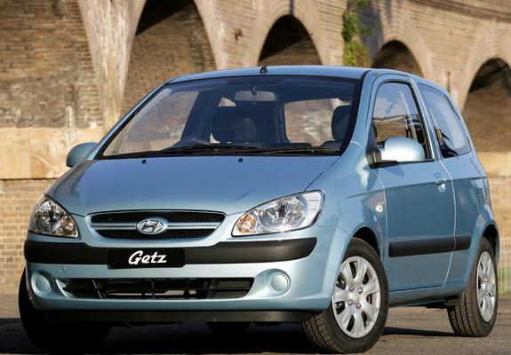 Hyundai Getz 3 Door Au Spec 200510 Wallpapers