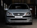 Hyundai Getz SR 2007–09 images