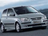 Images of Hyundai Getz 3-door 2002–05