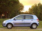 Images of Hyundai Getz 5-door 2002–05