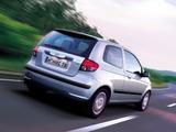Photos of Hyundai Getz 3-door 2002–05