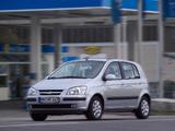 Photos of Hyundai Getz 5-door 2002–05