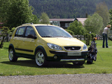 Photos of Hyundai Getz Cross 2006–09
