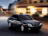 Hyundai Grandeur Taxi (TG) 2005–09 images