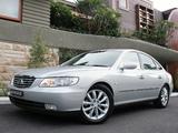 Hyundai Grandeur AU-spec (TG) 2006–11 pictures