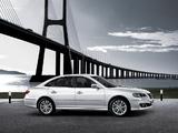 Hyundai Grandeur (TG) 2009–11 photos