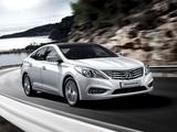 Hyundai Grandeur (HG) 2011 images