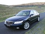 Images of Hyundai Grandeur AU-spec (TG) 2006–11