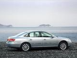 Photos of Hyundai Grandeur (TG) 2005–09