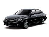 Photos of Hyundai Grandeur (TG) 2009–11