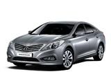 Photos of Hyundai Grandeur (HG) 2011