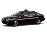 Pictures of Hyundai Grandeur Taxi (TG) 2005–09