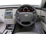 Hyundai Grandeur AU-spec (TG) 2006–11 wallpapers