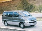 Hyundai H-1 Minibus 1997–2004 photos