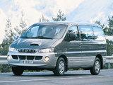 Hyundai H-1 Minibus 1997–2004 wallpapers
