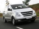 Hyundai H-1 Wagon ZA-spec 2009–12 images
