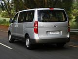Hyundai H-1 Wagon ZA-spec 2009–12 photos