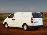 Hyundai H-1 Van ZA-spec 2009 pictures