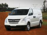 Images of Hyundai H-1 Van ZA-spec 2009