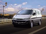 Photos of Hyundai H-1 Minibus 1997–2004