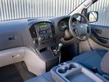 Photos of Hyundai H-1 Multicab ZA-spec 2012