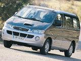 Pictures of Hyundai H-1 Minibus 1997–2004