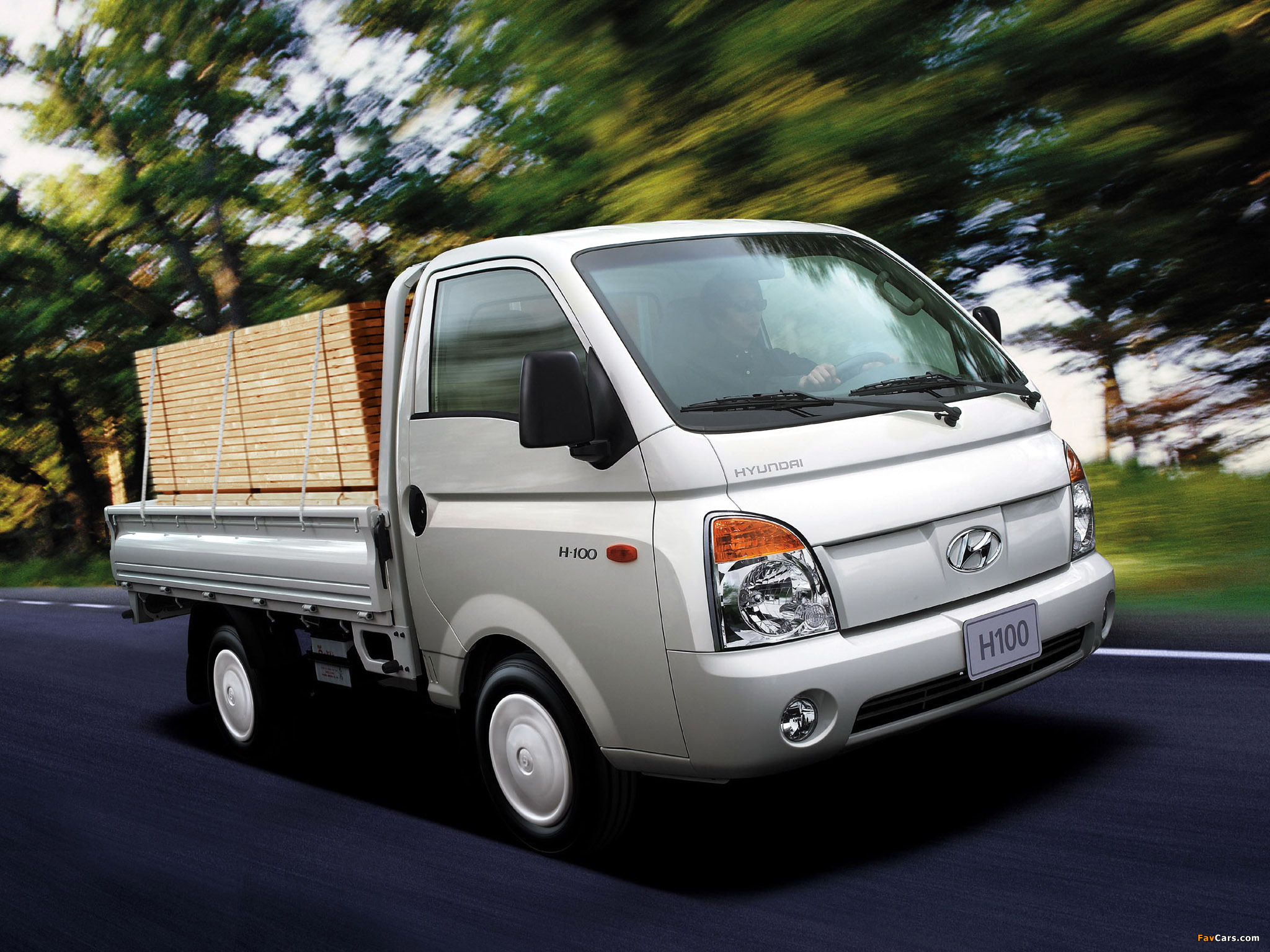 pictures of hyundai h100 pickup 2004 2048x1536. Black Bedroom Furniture Sets. Home Design Ideas