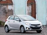 Hyundai HB20 2012 pictures