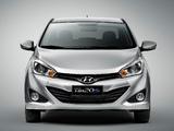 Hyundai HB20S 2013 pictures