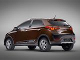 Hyundai HB20X 2013 pictures