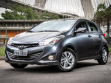 Images of Hyundai HB20 2012