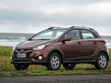 Images of Hyundai HB20X 2013