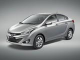 Images of Hyundai HB20S 2013