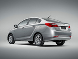 Photos of Hyundai HB20S 2013