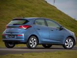 Photos of Hyundai HB20 2015