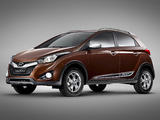 Pictures of Hyundai HB20X 2013