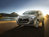 Pictures of Hyundai HB20 2015