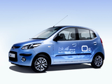 Hyundai i10 Electric Concept 2009 pictures