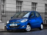 Hyundai i10 UK-spec 2010 pictures