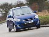Images of Hyundai i10 UK-spec 2010