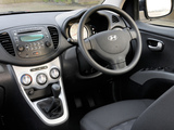 Pictures of Hyundai i10 2007–10