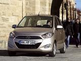 Pictures of Hyundai i10 2010