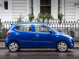 Pictures of Hyundai i10 UK-spec 2010