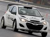 Hyundai i20 WRC Prototype 2012 images