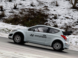 Hyundai i20 WRC Prototype 2012 photos