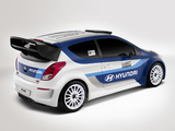 Hyundai i20 WRC Prototype 2012 pictures