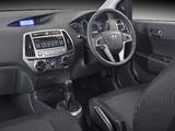 Hyundai i20 5-door ZA-spec 2012 pictures